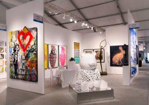 ZK Gallery Bellissima Installation